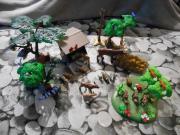 Playmobil viele Waldtiere,
