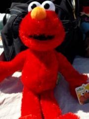 Plüsch Elmo Sesamstrasse