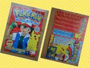 Pokemon Stickeralbum Vollständig.