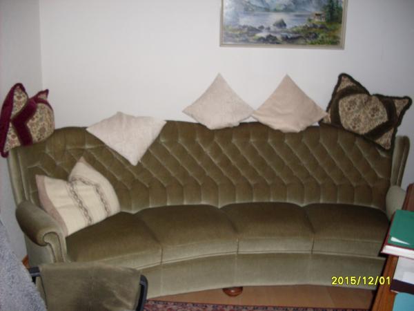 polstergarnitur, 1 couch, 3 sessel in bad gandersheim - polster, Hause deko