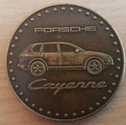 Porsche-Muenze-Medallie-