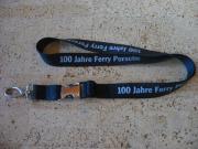 Porsche Schlüsselband 100 Jahre Ferry