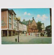 Postkarte Frankfurt a M um