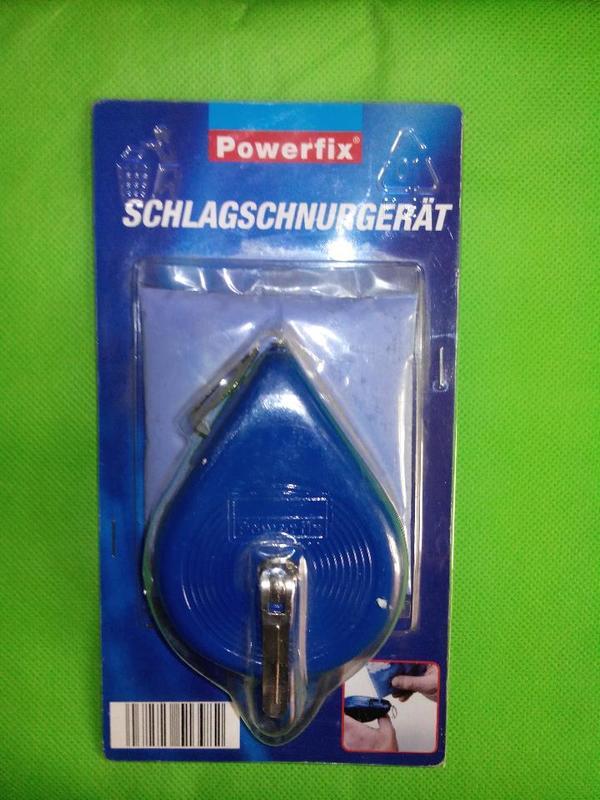 Powerfix Schlagschnurgerät Neu