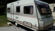 Privater Wohnwagen zum
