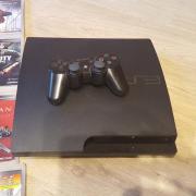 PS3 + Spiel