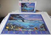 Puzzle Seaworld Ravensburger Puzzle 1000