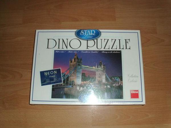 Puzzle von Dino aus der