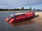 Quicksilver 430 Schlauchboot +