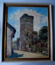 Rar Gemälde Niederbrechen Limburg Lahn