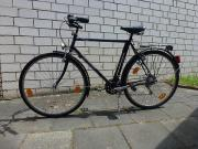 RECKER Herren-Fahrrad 21-Gang 28 Schalthebel