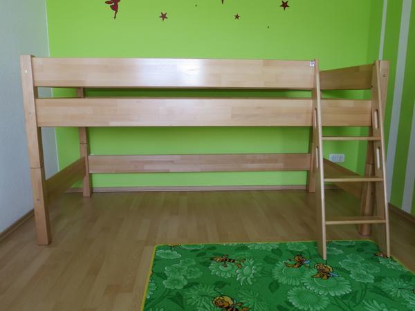 spielbett buche gebraucht kaufen nur 2 st bis 65 g nstiger. Black Bedroom Furniture Sets. Home Design Ideas