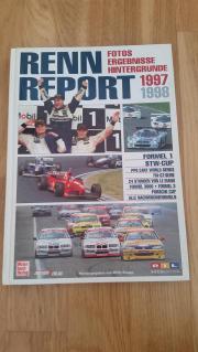 Rennreport 1997 1998 Motorsport Buch