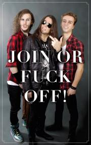 Rock Gitarrist gesucht (