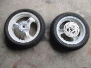 Roller Komplett Aluräder