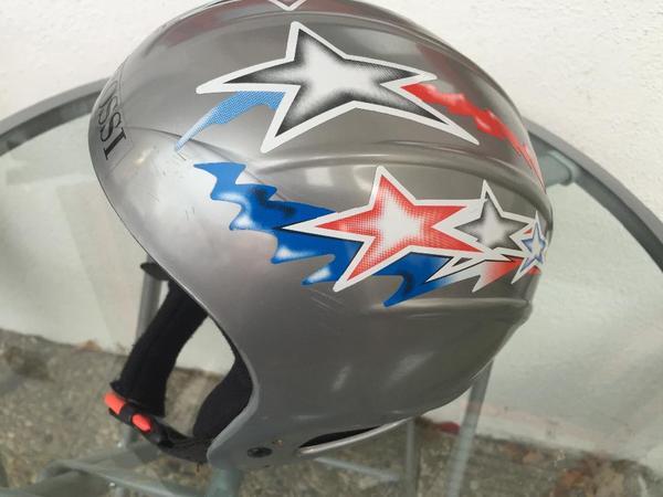 ROSSI Helm Größe 51 52