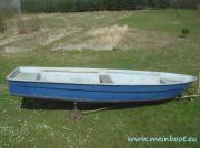 Ruderboot, Angelboot, Anka