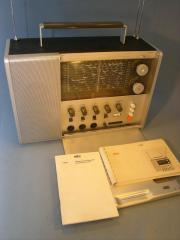 Sammler sucht Braun T1000 Weltempfänger