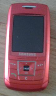 samsung Handy in