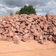 Sandsteine, Backsteine und