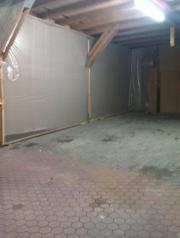 Scheunenabteil (Garage) zu