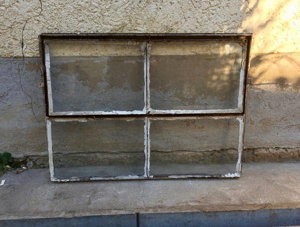 Scheunenfenster Stallfenster kippbar 80 x