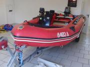 Schlauchboot Zodiac MK2