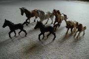 Schleich Pferde mit Spielunterlage