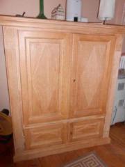 pinie massiv schrank haushalt m bel gebraucht und neu kaufen. Black Bedroom Furniture Sets. Home Design Ideas