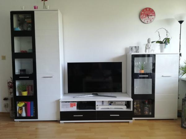 schrankwand deko neu und gebraucht kaufen bei. Black Bedroom Furniture Sets. Home Design Ideas