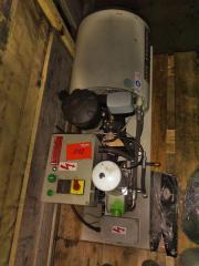 Schraubenkompressoraggregat