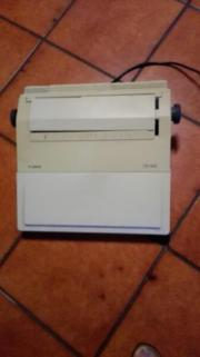 Schreibmaschine elektronisch