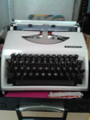 Schreibmaschine - Retro