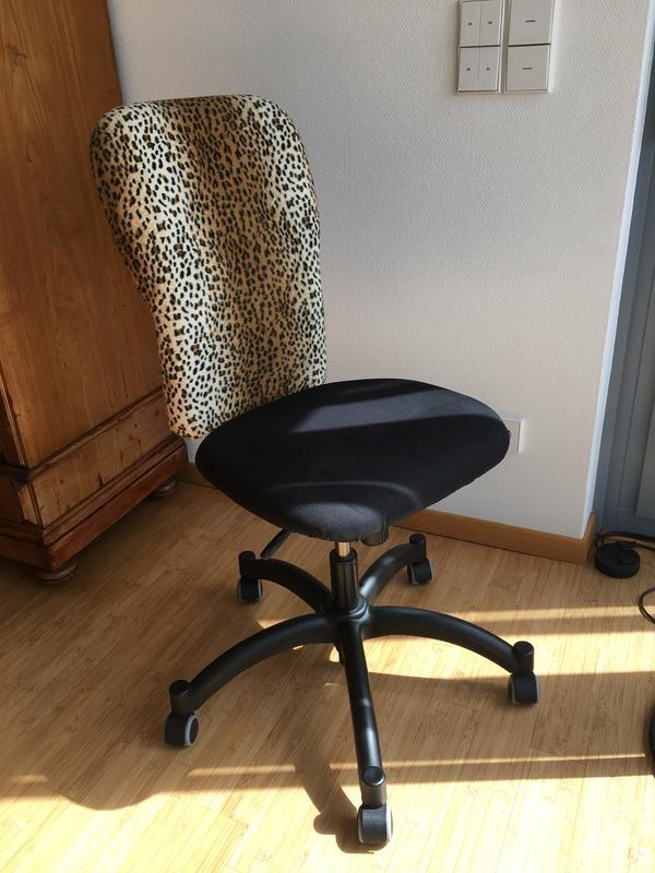 Schreibtischstuhl ikea  Schreibtischstuhl IKEA Nominell (höhenverstellbar) in Stuttgart ...