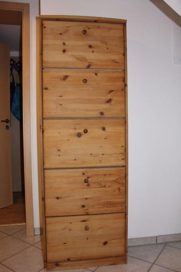 schuhschrank kiefer neu und gebraucht kaufen bei. Black Bedroom Furniture Sets. Home Design Ideas