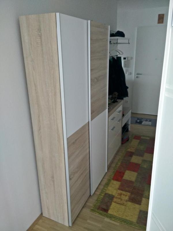 Schuhschrank glasfront schuhschrank gro u2013u203a for Garderobe mit glasfront