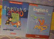 Schulbücher z B English G