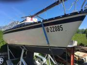 Segelboot Friendship 22