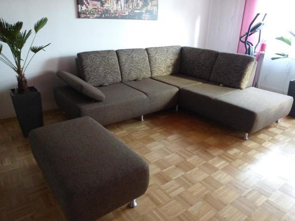 Sehr Hochwertige Polstergarnitur Sofa Couch In Nittendorf Hause Deko