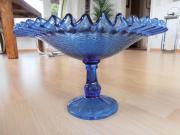 seltene antike Glas Schale ein