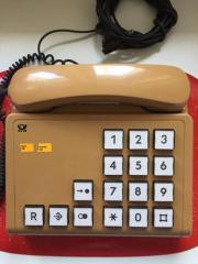 Senioren-Telefon Vitaphon 11 mit Großtasten