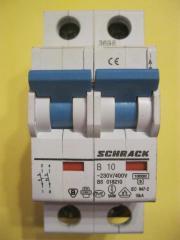 sicherungsautomat von schrack 1 polig n versch ausf hrungen neu ungebraucht in kirchdorf an. Black Bedroom Furniture Sets. Home Design Ideas