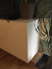 sideboard wei h ngend in lustenau phono tv. Black Bedroom Furniture Sets. Home Design Ideas
