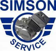 Simson Reparatur in