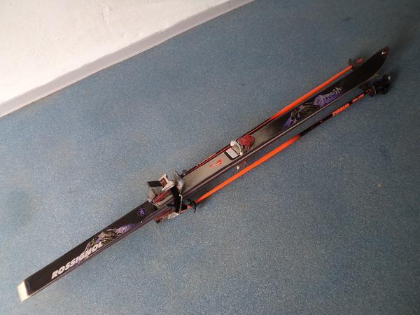 Ski-Set Rossignol AROSA 185cm Tyrolia