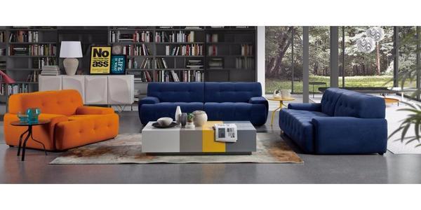 Sofa Vanity - Hamburg - Sofa Vanity.3-Sitzer, Größe: 238 * 105 * 75 CM.Sofa 2 Plätze Größe: 198 * 105 * 75 cm.Sessel Größe: 128 * 105 * 75 cm.Verschiedene Designs und Farben.Möbel aus Italien importiert. - Hamburg