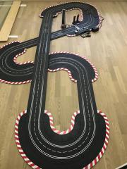Sonderedition Carrera Rennbahn