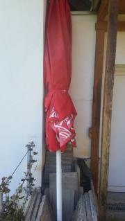 Sonnenschirm coca cola