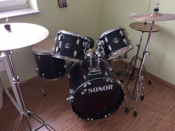 Sonor-Schlagzeug » Drums, Percussion, Orff