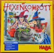 Spiel Hexenkompott